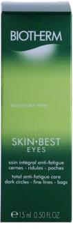 Biotherm Skin Best Eyes očná starostlivosť proti opuchom a tmavým kruhom
