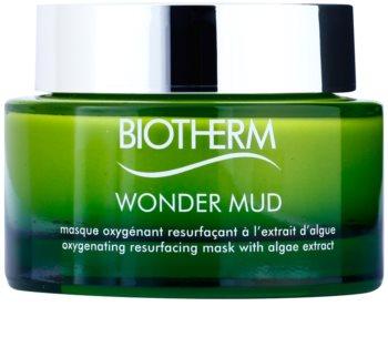 Biotherm Skin Best Wonder Mud okysličující a obnovující bahenní maska s výtažkem z řas