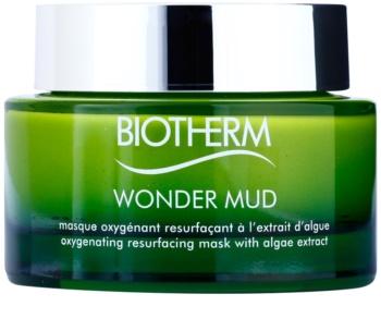 Biotherm Skin Best Wonder Mud oxidáló és megújító iszappakolás algakivonattal