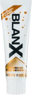 BlanX Intensive Stain Removal bieliaca zubná pasta
