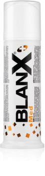 BlanX Med Whitening Toothpaste Against Stains on Tooth Enamel with Microbeads