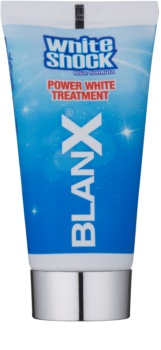 BlanX White Shock lote cosmético III.