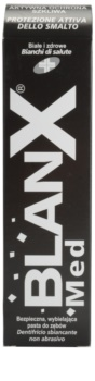 BlanX Med pasta de dientes blanqueadora protectora de esmalte dental
