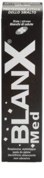 BlanX Med избелваща паста за зъби защита на зъбния емайл
