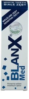 BlanX Med dentífrico branqueador para dentes sensíveis