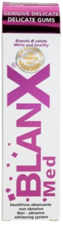 BlanX Med bleichende Zahnpasta für empfindliches Zahnfleisch