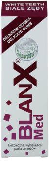 BlanX Med pasta za izbjeljivanje zuba za osjetljive desni