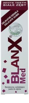 BlanX Med відбілююча зубна паста для чутливих ясен