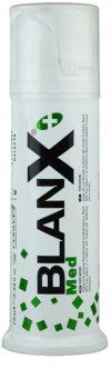 BlanX Med dentífrico com extratos vegetais