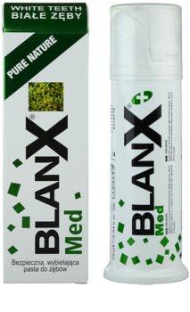 BlanX Med pasta de dientes con extractos vegetales
