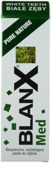 BlanX Med fogkrém növényi kivonattal
