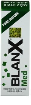 BlanX Med zubní pasta s rostlinnými extrakty