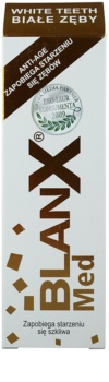 BlanX Med pasta  para fortalecer el esmalte dental
