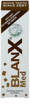 BlanX Med pâte qui renforce l'émail dentaire