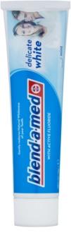 Blend-a-med 3D White Delicate White zubná pasta s bieliacim účinkom