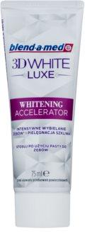 Blend-a-med 3D White Luxe Whitening Accelerator wybielająca pasta do zębów