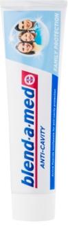 Blend-a-med Anti-Cavity Family Protection pasty do zębów chroniąca  przed próchnicą