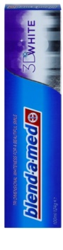Blend-a-med 3D White pasta de dientes con efecto blanqueador
