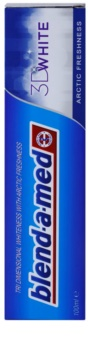 Blend-a-med 3D White Arctic Freshness Zahnpasta mit bleichender Wirkung