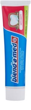 Blend-a-med Anti-Cavity Herbal Collection zubní pasta chránící před zubním kazem