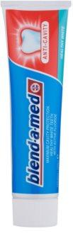 Blend-a-med Anti-Cavity Healthy White bleichende Paste gegen Karies