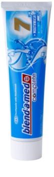 Blend-a-med Complete 7 + Mouthwash Extra Fresh pasta de dentes e elixir 2 em 1 para proteção completa de dentes