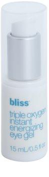 Bliss Skin Care gel hidratante para contorno de ojos con efecto alisante