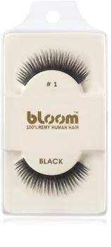 Bloom Natural faux-cils de vrais cheveux