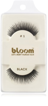 Bloom Natural lepilne trepalnice iz naravnih las
