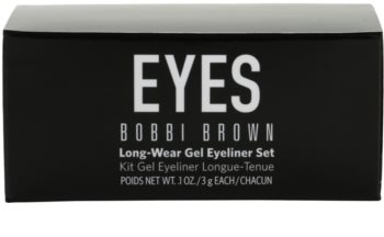 Bobbi Brown Eye Make-Up eyeliner in gel