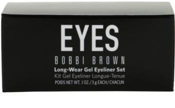 Bobbi Brown Eye Make-Up gélové očné linky
