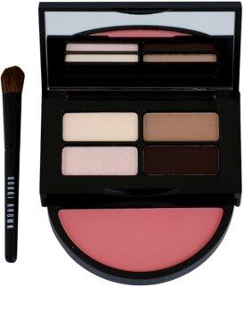 Bobbi Brown Instant Pretty paleta očných tieňov s lícenkou