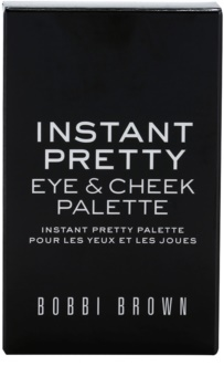 Bobbi Brown Instant Pretty paleta de sombras com blush