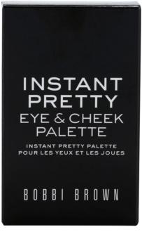 Bobbi Brown Instant Pretty szemhéjfesték és arcpír paletta