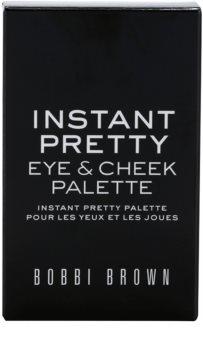 Bobbi Brown Instant Pretty палітра тіней для повік з рум'янами