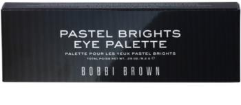 Bobbi Brown Pastel Brights Eye Palette szemhéjfesték paletták