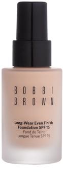 Bobbi Brown Skin Foundation Long-Wear Even Finish base duradoura SPF 15