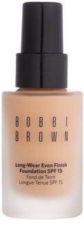 Bobbi Brown Skin Foundation Long-Wear Even Finish стійкий тональний крем SPF 15