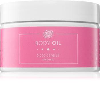 BodyBoom Coconut olio corpo