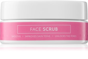 BodyBoom Scrub Face Scrub