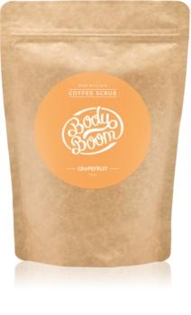 BodyBoom Grapefruit piling za tijelo od kave