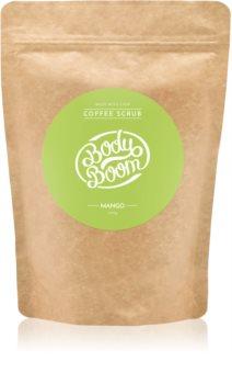 BodyBoom Mango kávé test peeling