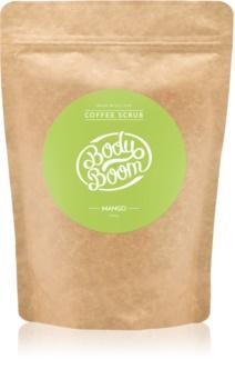BodyBoom Mango скраб за тяло с кафе