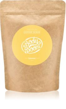 BodyBoom Banana скраб за тяло с кафе