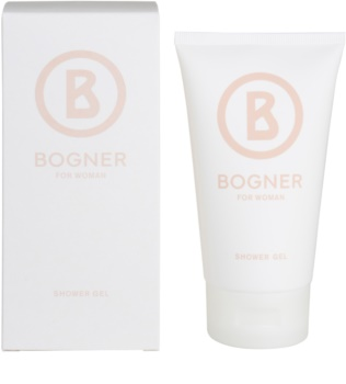 Bogner For Woman gel doccia per donna 150 ml