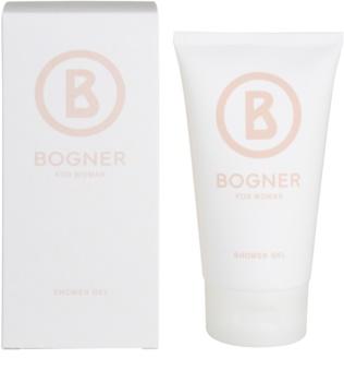 Bogner For Woman gel doccia per donna 150 ml