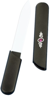 Bohemia Crystal Hard Decorated Nail File pila de unghii