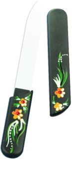 Bohemia Crystal Hard Painted Nail File pilník na nehty