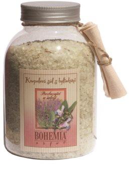 Bohemia Gifts & Cosmetics Bohemia Natur povzbuzující koupelová sůl se šalvějí