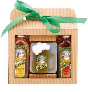 Bohemia Gifts & Cosmetics Beer Kosmetik-Set  IV.